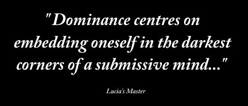 Lucias Master 1