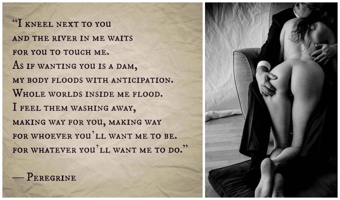 Peregrine Kneel Collage